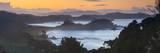 Idyllic Northland Coastline Illuminated at Sunset, Northland, North Island, New Zealand, Pacific Photographic Print by Doug Pearson