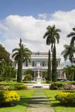 Devon House, Kingston, Jamaica, West Indies, Caribbean, Central America Fotografisk tryk af Doug Pearson
