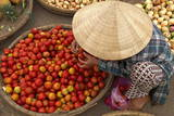 Dong Ba Market, Hue, Vietnam, Indochina, Southeast Asia, Asia Photographic Print by Bruno Morandi