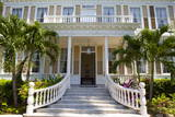 Devon House, Kingston, St. Andrew Parish, Jamaica, West Indies, Caribbean, Central America Fotografisk tryk af Doug Pearson