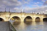 Pont Neuf Bridge on the River Seine, Paris, Ile De France, France, Europe Photographic Print by Markus Lange