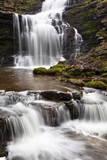 Scaleber Force (Foss Waterfall) Near Settle Photographic Print by Mark Sunderland