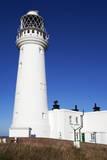 Flamborough Head Lighthouse, East Riding of Yorkshire, England, United Kingdom, Europe Photographic Print by Mark Sunderland