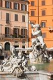Fountain of Neptune, Piazza Navona, Rome, Lazio, Italy, Europe Photographic Print by Carlo Morucchio