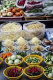 Nonthaburi Market, Bangkok, Thailand, Southeast Asia, Asia Valokuvavedos tekijänä Andrew Taylor