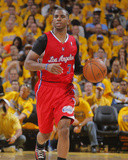 2014 NBA Playoffs Game 6: May 1, Los Angeles Clippers vs Golden State Warriors - Chris Paul Foto af Rocky Widner