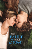 Fault in our Stars - Love Note Posters
