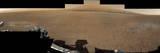 The Mars Rover, Curiosity, Inside Gale Crater Headed Toward Mount Sharp Fotografie-Druck