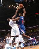 2014 NBA Playoffs Game 2: May 7, Los Angeles Clippers vs Oklahoma City Thunder - Serge Ibaka Photo by Layne Murdoch