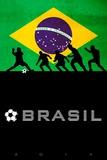 Brazil 2014 - Brazil Pôsters