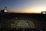 Us Open Tennis 2009 Fotografie-Druck von Jason Szenes