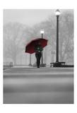 The Umbrella Walker 7 Posters por Sandro De Carvalho