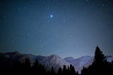 A Star-Studded Sky Photographic Print by Alessandro Della Bella