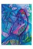 Live Gratitude Stampe di Pam Varacek