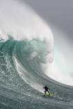 A Big Wave Surfer Photographic Print by Nic Bothma