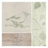 Inspire Hope Dream Bird Kunstdrucke von Taylor Greene