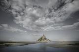 Mont Saint Michel Colorblend Reproduction photographique par Philippe Manguin