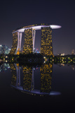 Marina Bay Sands Photographic Print by Marco Carmassi