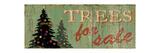 Trees for Sale Reproduction giclée Premium par Daphne Brissonnet