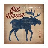 Old Moose Trading Co. Julisteet tekijänä Ryan Fowler