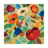 Summer Floral IV Posters by Silvia Vassileva
