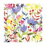 Annes Flowers Crop I Posters af Anne Tavoletti
