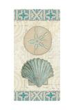 Beach Treasures II Prints by Emily Adams