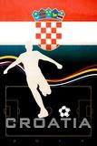 Brazil 2014 - Croatia Posters