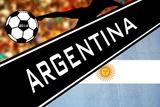 Brazil 2014 - Argentina Poster