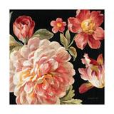 Mixed Floral IV Crop I Kunstdruck von Danhui Nai
