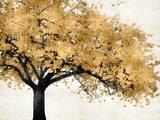 Golden Blossoms Poster by Kate Bennett