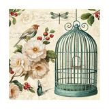 Free as a Bird I Poster af Lisa Audit