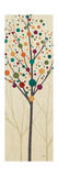 Flying Colors Trees Light III Premium Giclee Print by  Pela