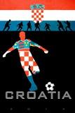 Brazil 2014 - Croatia Print