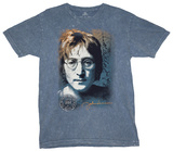 John Lennon - Rock and Roll Hall of Fame T-shirts