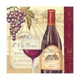 Wine Tradition II Affiches par Daphne Brissonnet