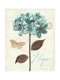 Slated Blue II Stampa giclée premium di Katie Pertiet