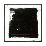 Black and White N プレミアムジクレープリント : Franka Palek