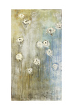 Floral Blues 1 Premium Giclee Print by Maeve Harris