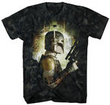 Star Wars - Side Fett T-skjorter
