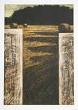 Paysages aux Trois Meules Edición limitada por Richard Ballard
