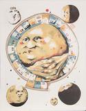 Man in the Moon Whistles from the Limestoned Portfolio Limitierte Auflage von Dennis Geden