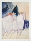 Untitled - II Collectable Print by Jean Richardson