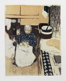 La Cuisiniere Édition limitée par Edouard Vuillard
