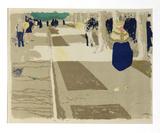 L'Avenue Édition limitée par Edouard Vuillard