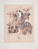 Untitled - Woman and Dog