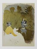 La Petite Fille au Volant Édition limitée par Edouard Vuillard