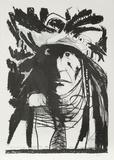 Spies on his Enemies - Crow Edizione limitata di Leonard Baskin