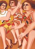 New York Dancers 7 Edición limitada por Lester Johnson