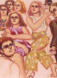New York Dancers 1 Edición limitada por Lester Johnson